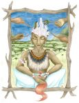 Moon Mother Shaman
